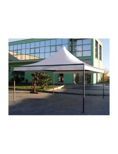 Gazebo Airone New Light struttura RETTANGOLARE