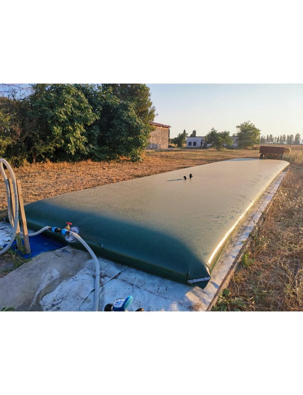 Cisterna Flessibile  1,5 mc Modello: Standard
