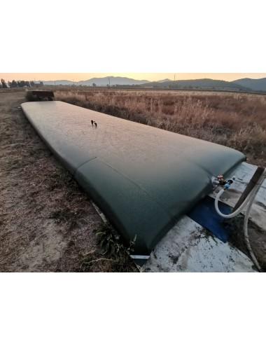 Cisterna 2,5 mc Modello: Rettangolare