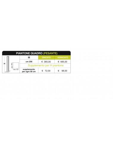 TELO  PVC 900 gr/mq occhiellato rinforzato varie dimensioni e colori