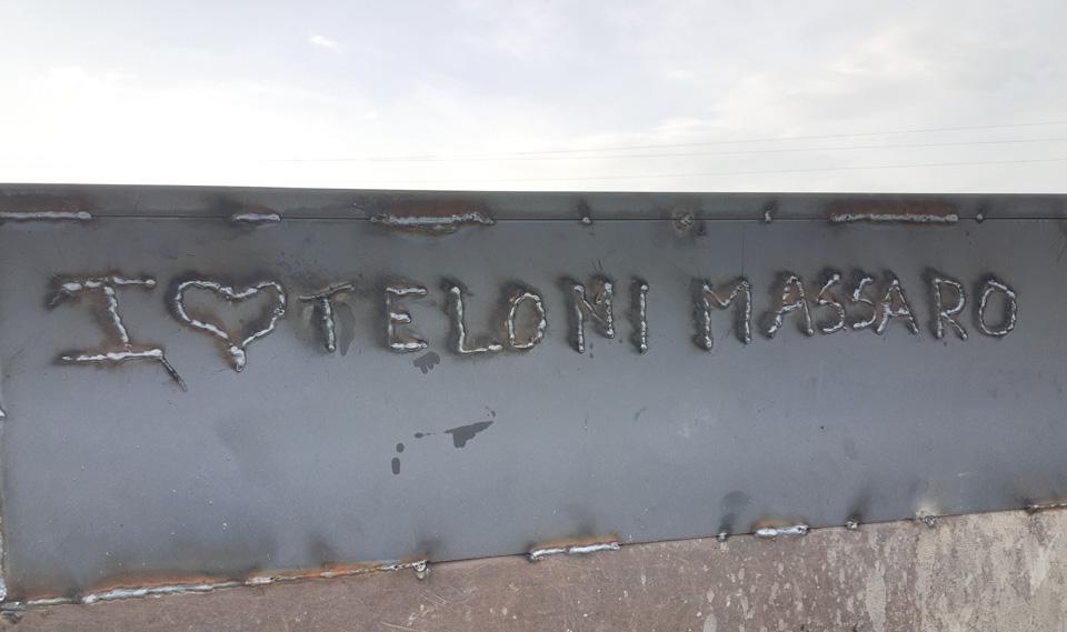 I Love Teloni Massaro