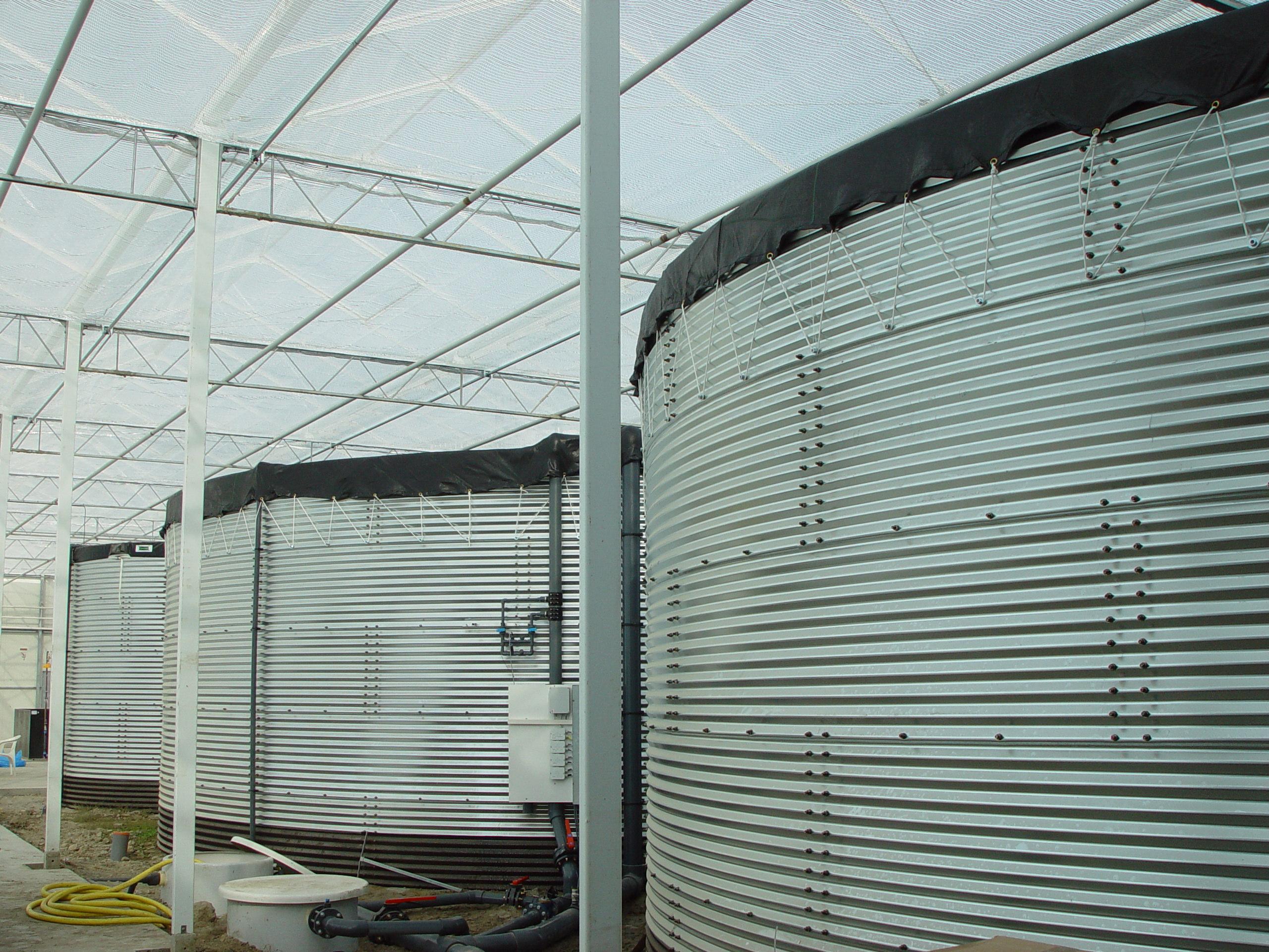 silos in ferro